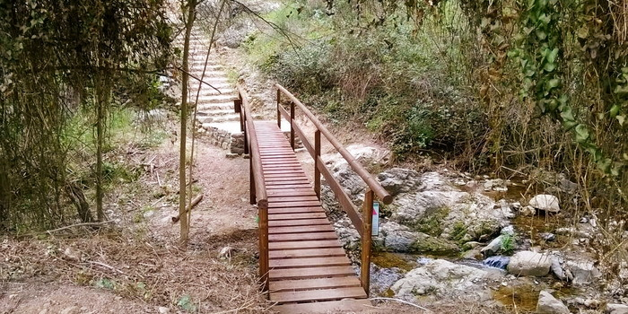Ribera ríos Gaià y Francolí