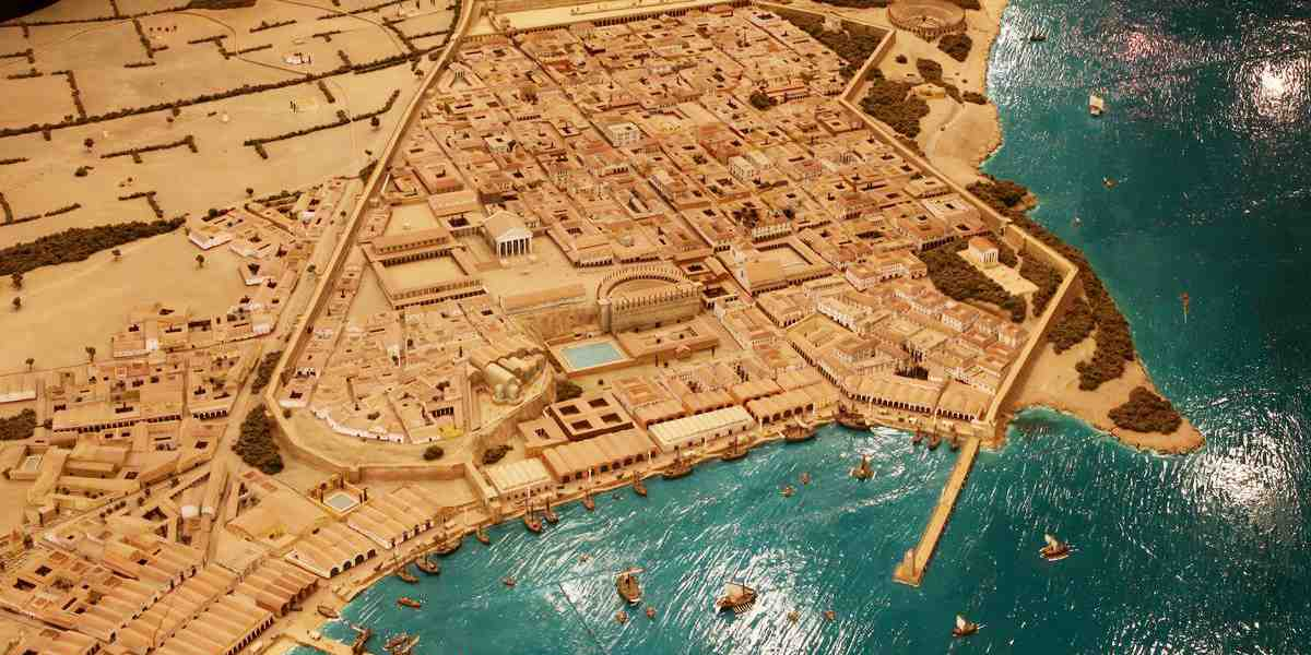 Maqueta Tarragona